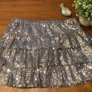 Express 3 Tiered Skirt
